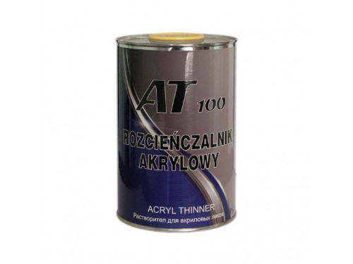 AT100 Acryl Thinner 1l