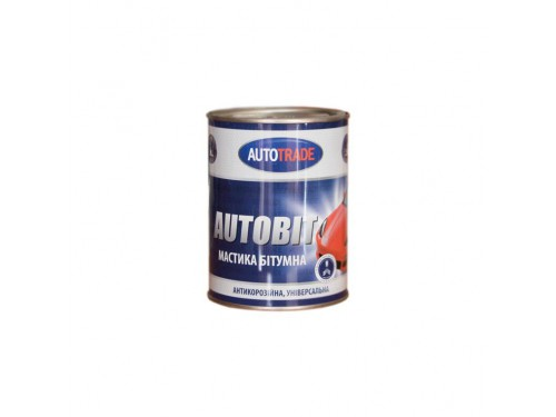 Autotrade мастика бітумна 1l