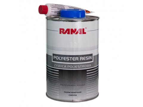 Ranal Polyester Resin 1,0l
