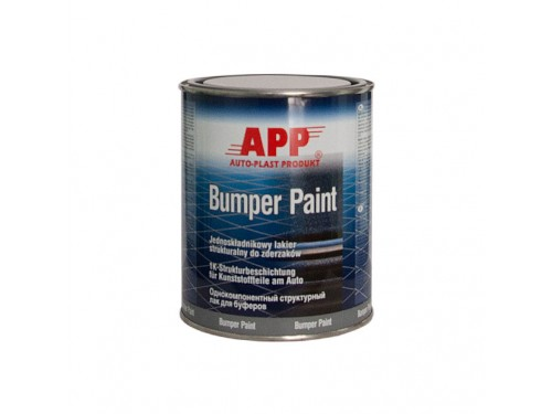 APP 1K Bumper Paint Gray 1l
