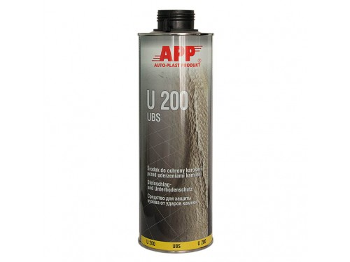 APP U200 Antigravitex Black 1l