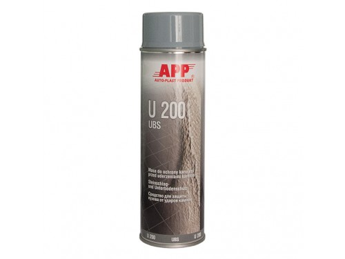 APP U200 Antigravitex Gray 0,5l