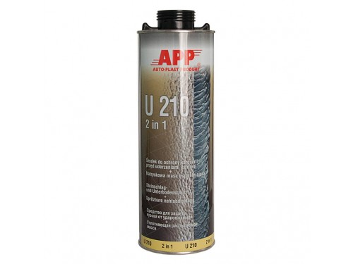 APP U210 Antigravitex Black 1l
