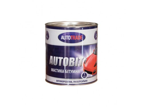 Autotrade мастика бітумна 3l