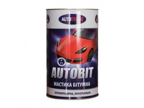 Autotrade мастика бітумна 5l