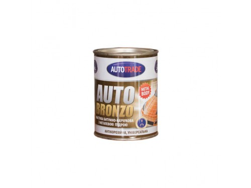 Autotrade мастика бронза 1l