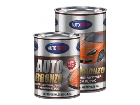 Autotrade мастика бронза 3l