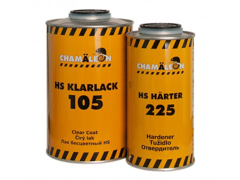Chamaleon Acryl Clearcoat HS 2:1 1l