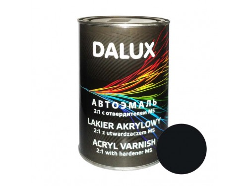 Dalux RAL 9005 1л