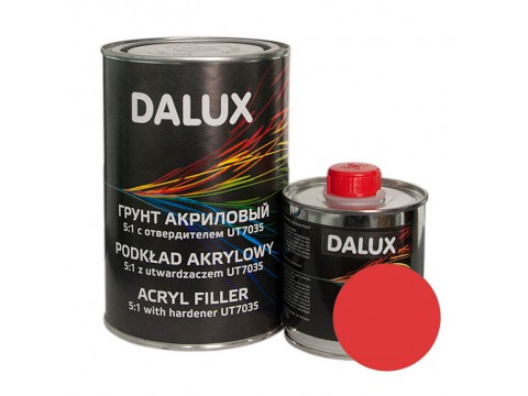 Dalux  Acrylic Filler 5:1 Red 1l