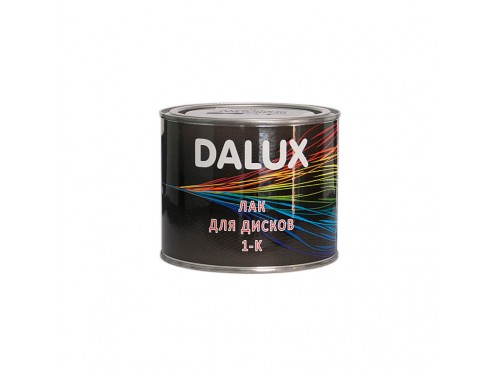 Dalux 1K Black Matt 0,5l