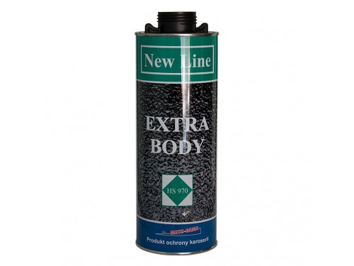 NewLine Antigravitex Black 1l